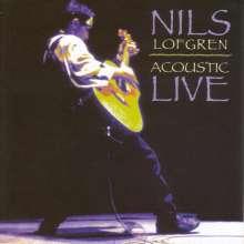 Nils Lofgren: Acoustic Live, CD