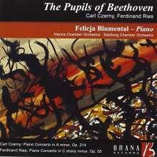 Ferdinand Ries (1784-1838): Klavierkonzert op.55, CD