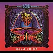 The Allman Brothers Band: Bear's Sonic Journals: Fillmore East February 1970 (Deluxe Edition), 3 CDs