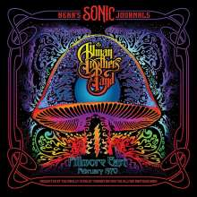 The Allman Brothers Band: Fillmore East February 1970, CD