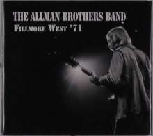 The Allman Brothers Band: Fillmore West '71, 4 CDs