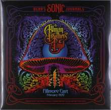 The Allman Brothers Band: Bear'S Sonic Journals:.., 2 LPs