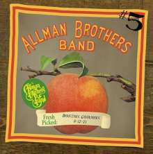 The Allman Brothers Band: Boston Common: Live 8-17-71, CD