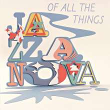 Jazzanova: Of All The Things (Reissue) (Deluxe Edition), 3 LPs