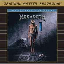 Megadeth: Countdown To Extinction - 24 Karat Gold CD, CD