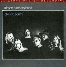 The Allman Brothers Band: Idlewild South (24 Karat Gold Limited Collectors Edition), CD