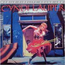 Cyndi Lauper: She's So Unusual (140g) (Limited-Numbered-Edition), LP