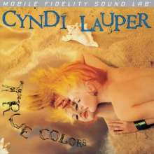 Cyndi Lauper: True Colors (140g) (Limited-Numbered-Edition), LP