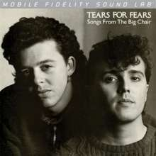 Tears For Fears: Songs From The Big Chair (140g) (Limited Numbered Edition), LP