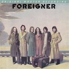 Foreigner: Foreigner (180g) (Limited-Numbered-Edition), LP
