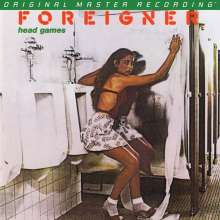 Foreigner: Head Games (180g) (Limited-Numbered-Edition), LP