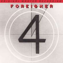 Foreigner: 4 (remastered) (180g) (Limited-Numbered-Edition), LP