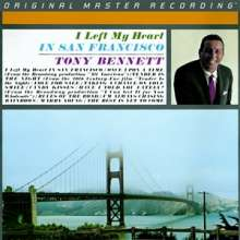 Tony Bennett (geb. 1926): I Left My Heart In San Francisco (180g) (Limited-Edition), LP