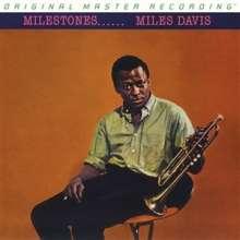 Miles Davis (1926-1991): Milestones (180g) (Limited-Numbered-Edition), LP
