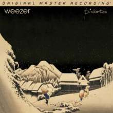Weezer: Pinkerton (remastered) (180g) (Limited-Numbered-Edition), LP