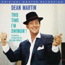 Dean Martin: This Time I'm Swingin' (180g) (Limited-Numbered-Edition), LP