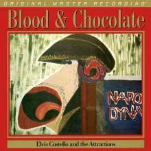 Elvis Costello: Blood & Chocolate (180g) (Limited-Numbered-Edition), LP