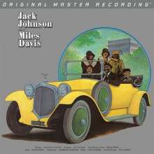 Miles Davis (1926-1991): A Tribute To Jack Johnson (180g) (Limited-Numbered-Edition), LP