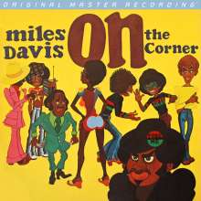 Miles Davis (1926-1991): On The Corner (180g) (Limited-Numbered-Edition), LP