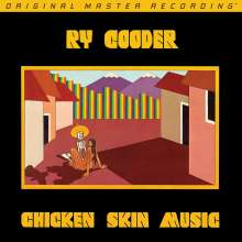 Ry Cooder: Chicken Skin Music (180g) (Limited-Numbered-Edition), LP