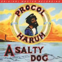 Procol Harum: A Salty Dog (remastered) (180g) (Limited-Numbered-Edition), LP