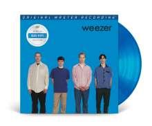 Weezer: Weezer (The Blue Album) (180g) (Limited-Numbered-Edition) (Blue Vinyl), LP