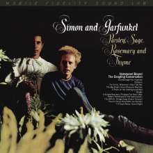 Simon & Garfunkel: Parsley, Sage, Rosemary & Thyme (180g) (Limited-Numbered-Edition), LP