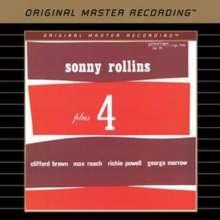 Sonny Rollins (geb. 1930): Plus 4, Super Audio CD