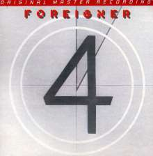 Foreigner: 4 (Hybrid-SACD) (Limited-Numbered-Edition), Super Audio CD