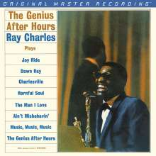 Ray Charles: The Genius After Hours (Limited Numbered Edition) (Hybrid-SACD) (Mono), Super Audio CD