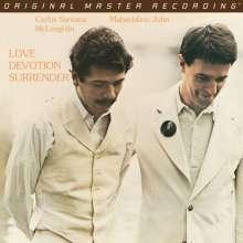 Carlos Santana & John McLaughlin: Love Devotion Surrender (Limited-Special-Edition), SACD
