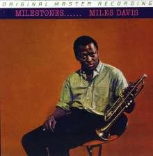 Miles Davis (1926-1991): Milestones (Limited Edition), SACD