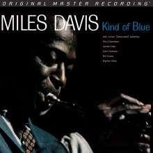Miles Davis (1926-1991): Kind of Blue (Limited Numbered Edition) (Hybrid-SACD), SACD