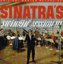 Frank Sinatra (1915-1998): Swingin' Session!!! (Hybrid-SACD) (Limited Numbered Edition Digisleeve), SACD
