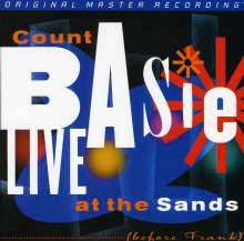 Count Basie (1904-1984): Live At The Sands (Before Frank) (Hybrid-SACD) (Limited Numbered Edition), SACD