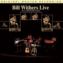 Bill Withers: Live At Carnegie Hall 1973 (Limited Numbered Edition) (Hybrid-SACD), SACD