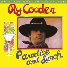 Ry Cooder: Paradise And Lunch (Limited-Numbered-Edition) (Hybrid-SACD), Super Audio CD