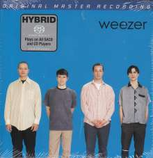 Weezer: Weezer (The Blue Album) (Limited Numbered Edition), SACD