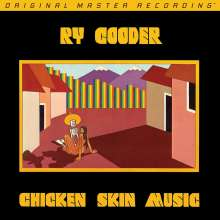 Ry Cooder: Chicken Skin Music (Hybrid-SACD) (Limited & Numbered-Edition), Super Audio CD
