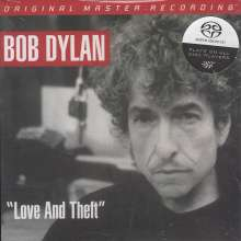 Bob Dylan: Love And Theft (Limited-Numbered-Edition) (Hybrid-SACD), SACD