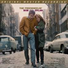 Bob Dylan: The Freewheelin' Bob Dylan (Limited-Numbered-Edition) (Mono) (Hybrid-SACD), SACD