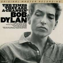 Bob Dylan: The Times They Are A-Changin' (Limited-Numbered-Edition) (Hybrid-SACD) (MONO), SACD