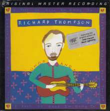 Richard Thompson: Rumor And Sigh (Hybrid-SACD) (Limited-Edition), SACD