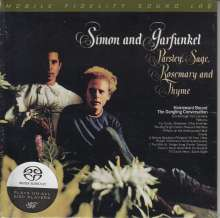 Simon & Garfunkel: Parsley, Sage, Rosemary & Thyme (Hybrid-SACD) (Limited-Edition), SACD