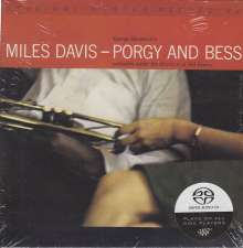 Miles Davis (1926-1991): Porgy And Bess (Hybrid-SACD) (Limited-Numbered-Edition), SACD