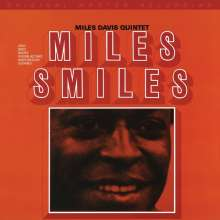 Miles Davis (1926-1991): Miles Smiles (MFSL Hybrid-SACD) (Limited-Numbered-Edition), SACD