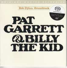 Bob Dylan: Pat Garrett & Billy The Kid (Limited-Numbered-Edition), SACD