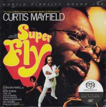 Filmmusik: Superfly (Hybrid SACD) (Limited-Numbered-Edition), SACD