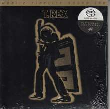 T.Rex (Tyrannosaurus Rex): Electric Warrior (Hybrid-SACD) (Limited Numbered Edition), Super Audio CD