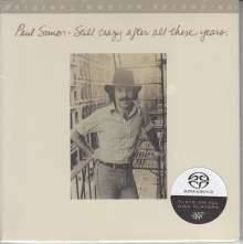 Paul Simon (geb. 1941): Still Crazy After All These Years (Hybrid-SACD), Super Audio CD